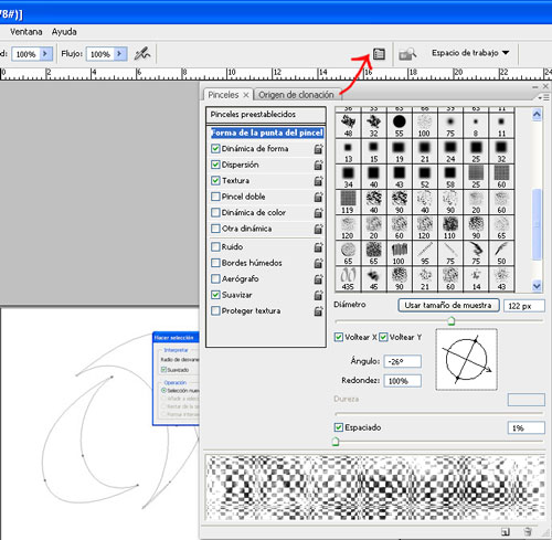 Pinceles Photoshop para descargar gratis - brushes