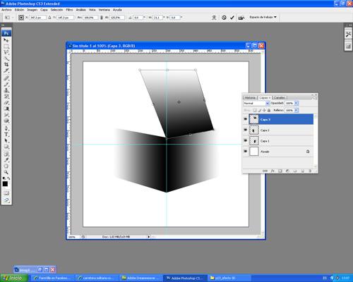 Tutorial Photoshop Creación De Efectos 3d
